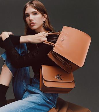 Calvin Klein handbags - fashion photography - Cape