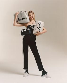 Calvin Klein - Woman with Cape Town