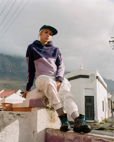 Converse fashion shoot in Cape Town