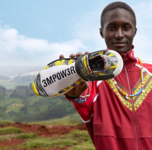 Adidas Empower running shoe Kenya