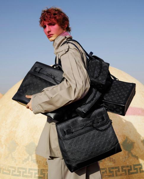 Louis Vuitton Stills Production - Footprints campaign