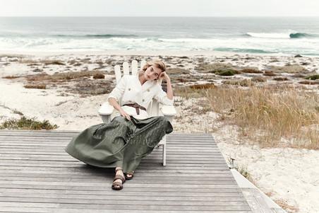 Brunello Cucinelli fashion production Cape Town 2019