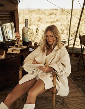Vogue Paris - artistic photoshoot in Cape Town