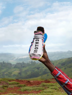 Adidas running shoe photoshoot in Kenya