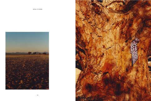 Hermes Namibia photoshoot production