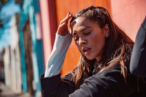 Adidas photoshoot - produced in Cape Town