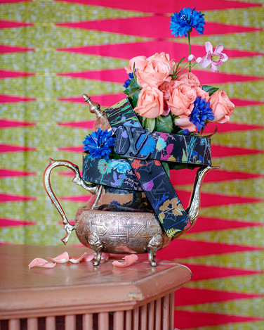 Louis Vuitton Morocco - Photoshoot Production - Flowers