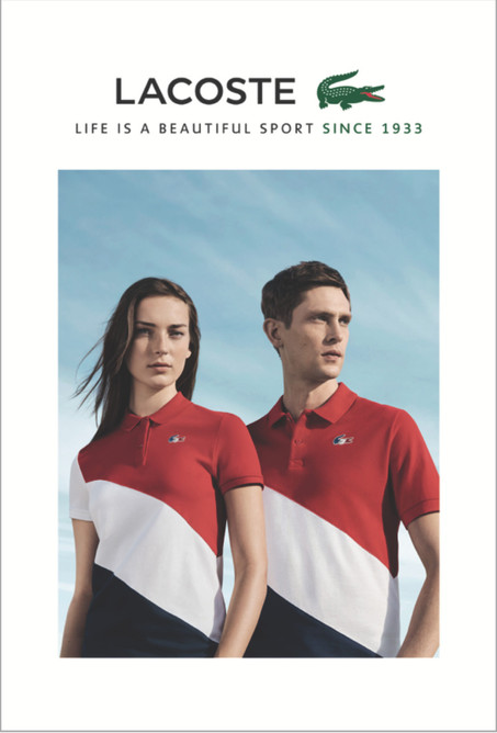 Lacoste Fashion Photography in Cape Town
