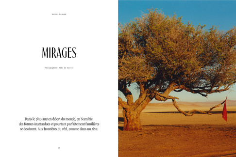Hermes Namibia : Mirages
