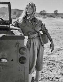 Vogue Paris - Fashion Photography in Cape Town