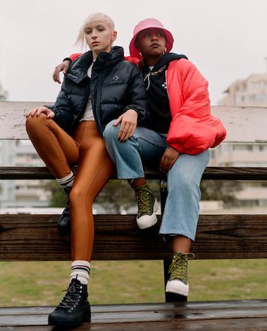 Converse Cape Town - fashion shoot