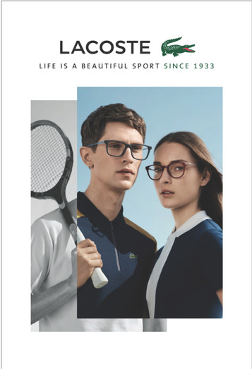 Lacoste Photography Produced in Cape Town