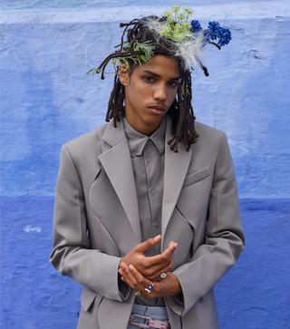 Louis Vuitton photography - fashion production