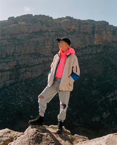 Converse Cape Town fashion photography