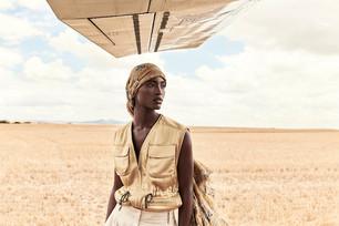 Brunello Cucinelli fashion campaign in Cape Town