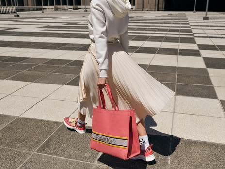 Calvin Klein Bag - Fashion Shoot - Produced in Cape Town