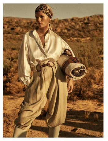 French Vogue Cape Town -Photography Production