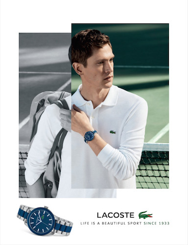 Lacoste Photography Production