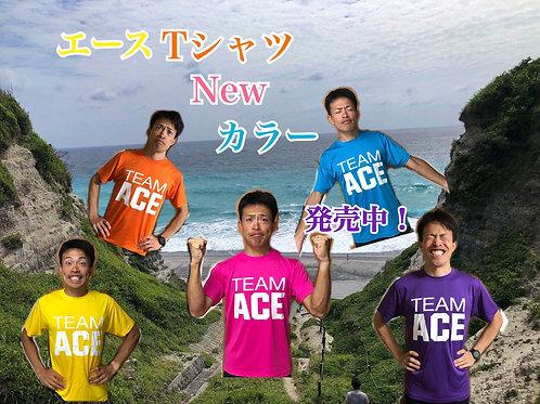 Newカラー エースTシャツ!