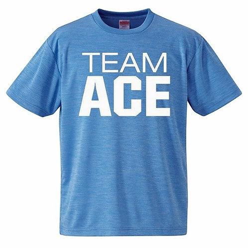 格言有/第3弾TEAM ACEシャツ!(ブルー)