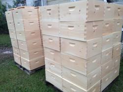 Assembled Boxes