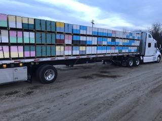Arriving load