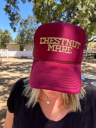 CHESTNUT MARE Trucker Hat