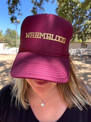 WARMBLOOD Trucker Hat