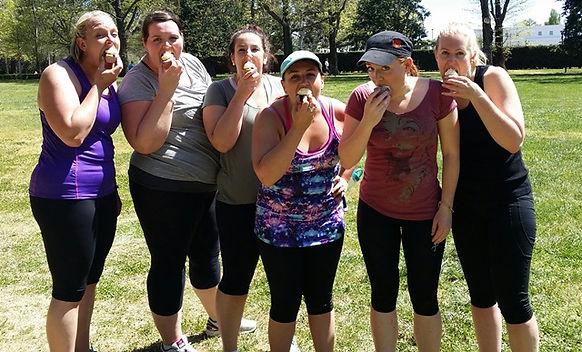 Kessey Kombat   Personal Training Tuggeranong   Group Fitness 