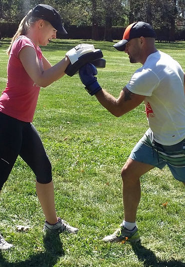 Kessey Kombat | Personal Training Canberra | Group Fitness|