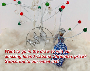 Go into our holiday prize draw!