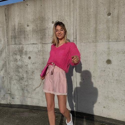 Pull Amy Shocking Pink