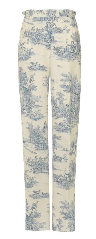 The Deck Toile Trousers