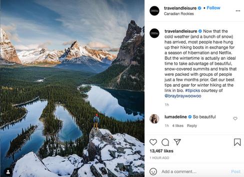 Best Travel Instagram