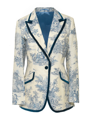 The Deck Toile Jacket