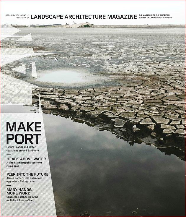 The Biggest Smallest Move - Landscape Architecture Magazine | mutuus