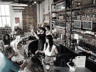 Brooklyn Oenology Tasting room