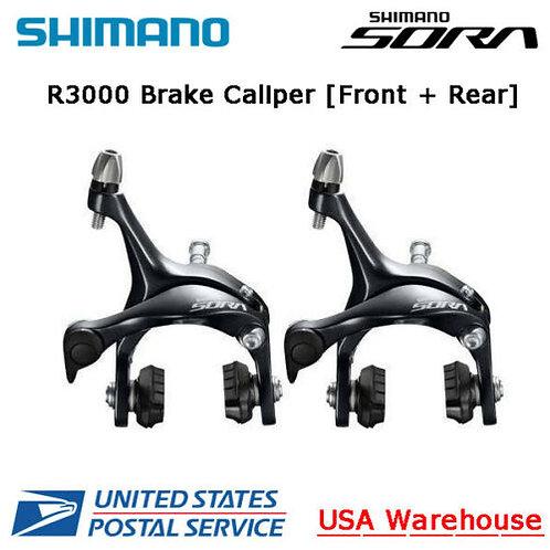Shimano SORA BR-R3000 Brake Caliper Front + Rear Set ROAD