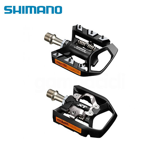 Shimano XT PD-T8000 SPD Clipless Pedal Set W/Cleats Trekking MTB