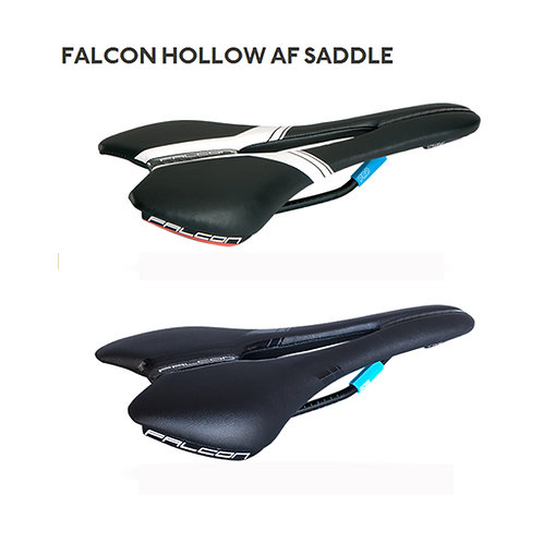 Shimano Pro Falcon Hollow AF Saddle Ti Rail 132mm/142mm 205g