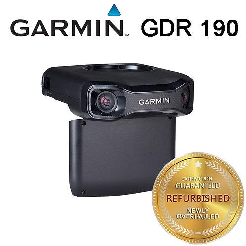 Garmin GDR 190 Dash Camera Driving Recorder DUAL LENS Superview 200° Wide Angle