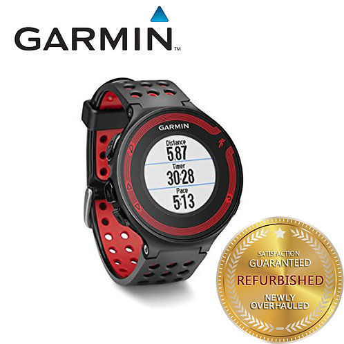Garmin Forerunner 220 GPS Sport Watch ANT+ Running Bike Black