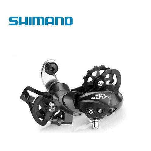 Shimano Altus M280 Rear Derailleur 7/8 Speed Black MTB