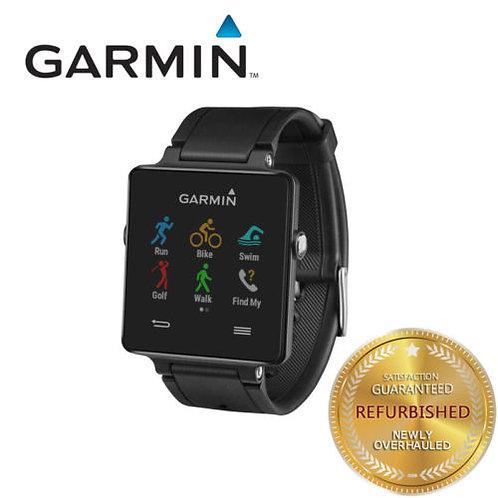 Garmin Vivoactive GPS Smart Watch Multi-Sport Fitness Monitor Black