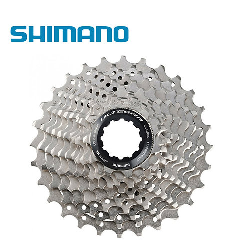 Shimano Ultegra R8000 Cassette 11-25 / 28 / 32 / 34T 12-25T 11 Speed Silver