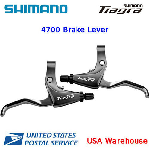 Shimano Tiagra BL-4700 V-brake Brake Flatbar Lever Front / Rear / SET