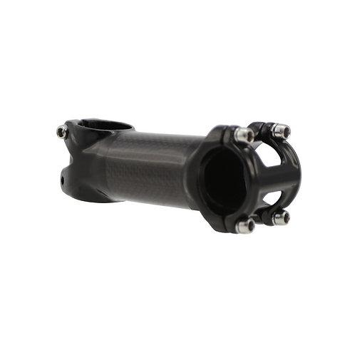 3TS Carbon Fiber Aluminum T700 3K Black Gloss Stem Road Bike Bicycle MTB 141g