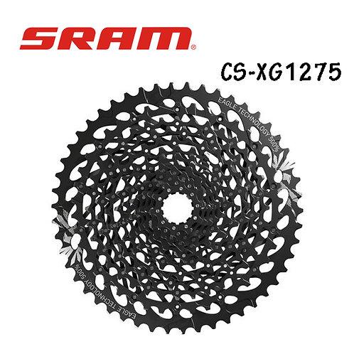 SRAM Eage XG-1275 Cassette 10-50T 12 Speed Mountain Bike Black