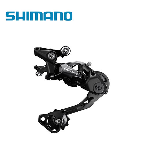 Shimano DEORE RD M6000 10 Speed Shadow Rear Derailleur SGS Black