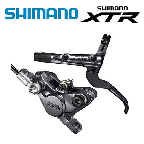 SHIMANO XTR M9000 Hydraulic Disc Brake Set MTB